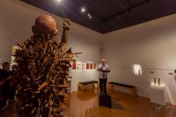 MINKISI art and Sea Shore exhibition Y3702